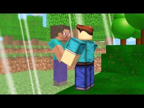The Minecraft Vs. Roblox MIRROR!