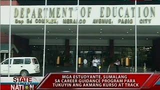 Download Video SONA: Ilang paaralan, naghahanda na sa pagbubukas ng senior high school program MP3 3GP MP4