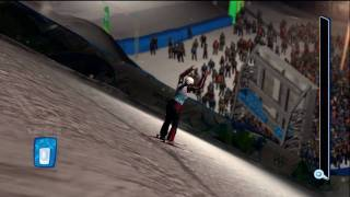 "Vancouver 2010: Official Video Game of the Olympic Winter Games - Xbox 360 ""Freestyle"""