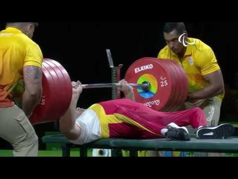 Powerlifting | Final | Men