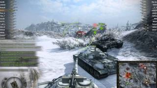 World of Tanks, ГК, Северогорск, клан SMOSS vs BJORN, Бой за провинцию, 03.11.2013