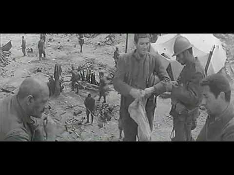 La Grande Guerra - attacco scampato e licenza