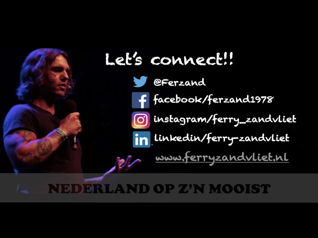 Ferry Zandvliet - Q&A Rotary Hall, San Diego, California, USA 07-18-2019