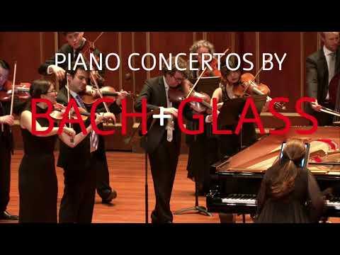 Simone Dinnerstein & A Far Cry Plays Bach & Glass