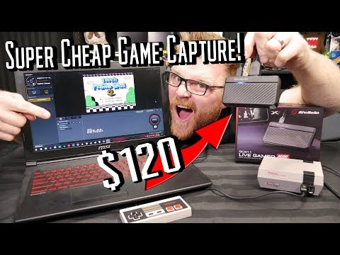 The Perfect Beginner Game Capture Card!