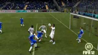 FIFA 12 | Cheated human GK n°1 : cheat, cheat CHEAT !! (Club en ligne)