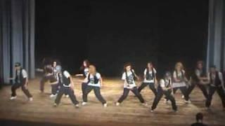 VENTURA DANCE SCHOOL-saggio hip hop principianti