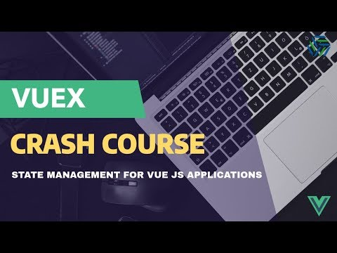 Vuex Crash Course - State Management for Vue JS applications thumbnail