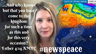 FOR SUCH A SPRING TIME A THIS!  PROPHETIC ENCOURAGEMENT!  News Peace! thumbnail