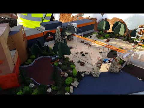 A look inside the new Bear Grylls Experience at Birmingham's NEC