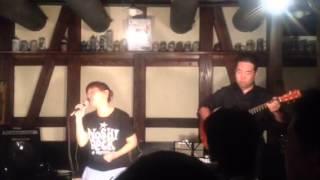 この街 君と見た風景 先行発売ライブより 2012/7/15 ビアホール プラッ...