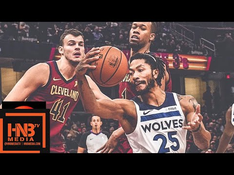 Cleveland Cavaliers vs Minnesota Timberwolves Full Game Highlights | 11.26.2018, NBA Season