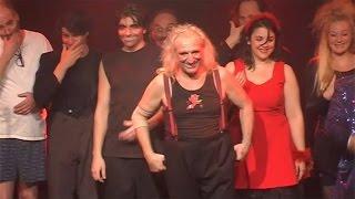Jango Edwards - Smile (Melkweg, Amsterdam - 2006)