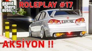 GTA 5 ROLEPLAY #17 HEYECAN İKİYE KATLANIYOR !!