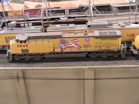 The Bay State Model Railroad Muesem's December Show!
