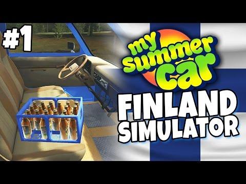 my summer car  finland simulator 1