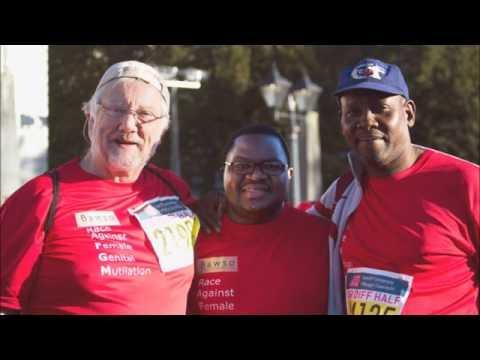 Race Against Female Genital Mutilation Initiative in Cardiff Half Marathon 2016