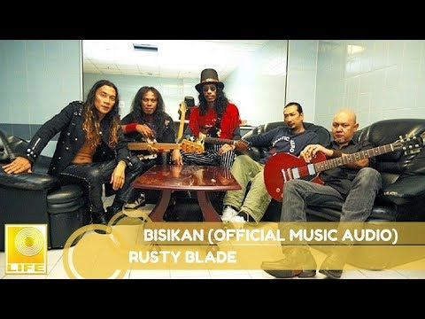 Rusty Blade - Bisikan (Official Music Audio)
