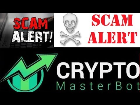 crypto masterbot demo fiction fx masterbot returns scam review