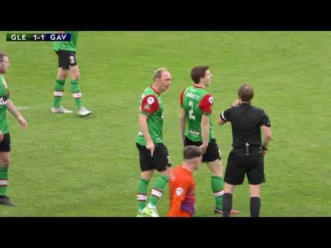 Glentoran vs Glenavon - 20th October 2018