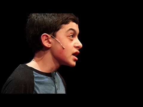 How my invention helped my friend with a brain injury communicate again | Jacob Smilg | TEDxVienna