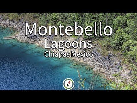 Lagunas de Montebello, Chiapas Mx / #VIDEONATURAL / KefdaViajero.com HD
