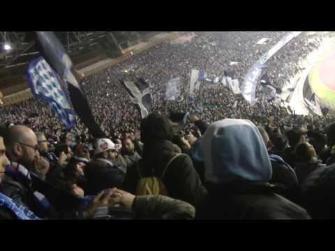 Napoli-Real Madrid Gol Mertens