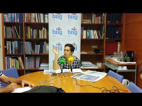 Rolda de prensa de avaliación das políticas de mobilidade na Coruña