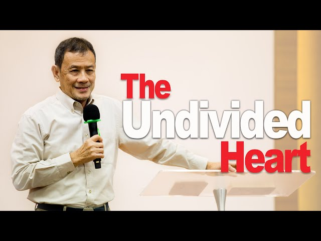 Pr. Kim San: The Undivided Heart