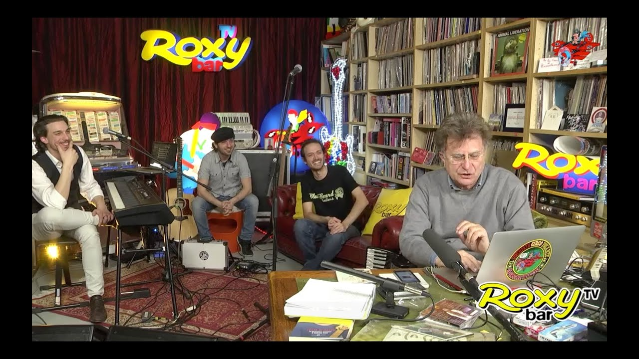 Roxy Bar Vasco Le Folli Arie Promo Live 2015 Roxy Bar Tv Con Red
