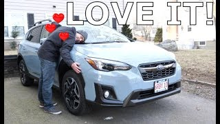 Here's why I LOVE the 2019 Subaru Crosstrek!