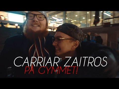 Carriar Zaitr0s på gymmet!!!! [Och förstör HELA COOP!]