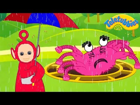 Thumbnail: Incy Wincy Spider | Itsy Bitsy Spider + More Nursery Rhymes for Children | Kids Songs Teletubbies
