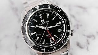Travel in style with Grand Seiko's SBGE201