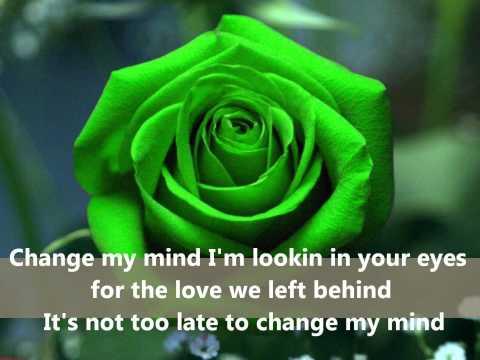 Change my Mind - John Berry