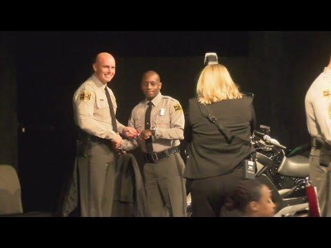 Highway Patrol Graduation