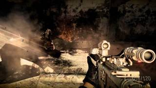 Medal of Honor: Warfighter - Single Player Demo Trailer