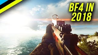 BATTLEFIELD 4 In 2018 - One Of The Best Value FPS Games Ever