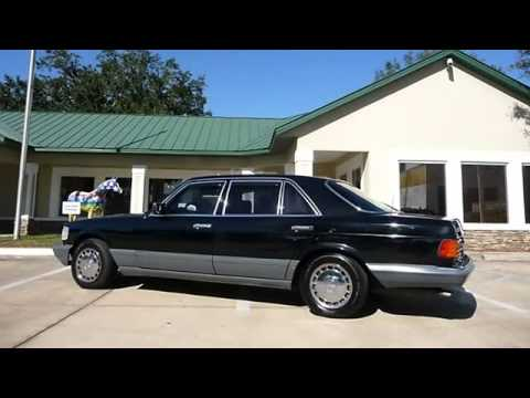 1990 mercedes benz 420 series prestige auto sales ocala fl 34471 youtube. Black Bedroom Furniture Sets. Home Design Ideas