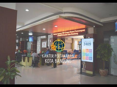 Alamat kantor badan pertanahan nasional kota bandung