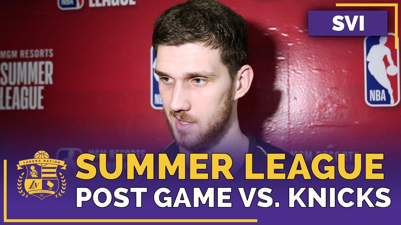 lakers-summer-league-svi-mykhailiuk-after-team-s-third-consecutive-win-in-las-vegas