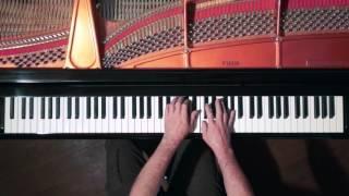 Bach Sinfonia No.2 - P. Barton, FEURICH Harmonic Pedal piano