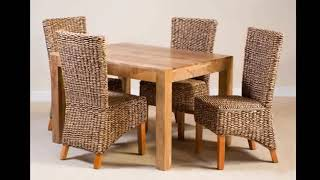 Rattan Dining Chairs   Decorating With Rattan Dining Chairs | Beautiful Pictures Ideas &