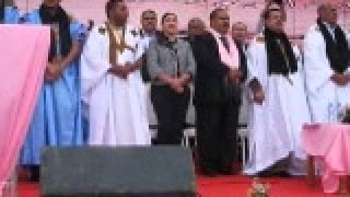 مهرجان شباط حزب الاستقلال بطانطان - www.sahranews.com