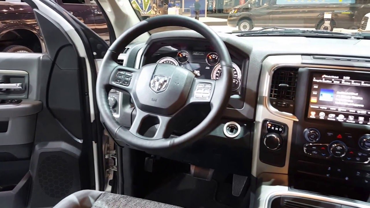 dodge ram big horn interior. Black Bedroom Furniture Sets. Home Design Ideas