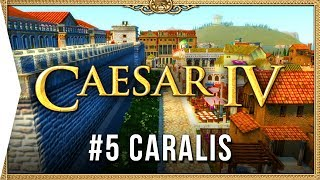 Caesar IV ► Mission 5 Caralis - Classic City-building Nostalgia [HD Campaign Gameplay]