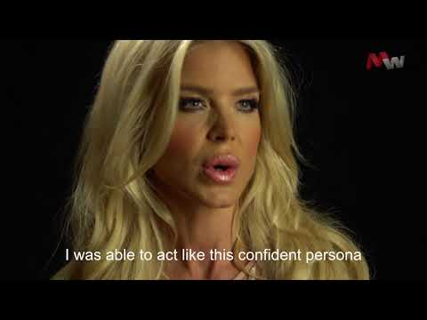 Victoria Silvstedt  I learnt to love myself