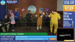 DB10 RDP Let S Dance To Joy Division The Wombats