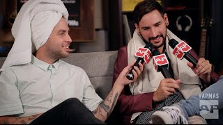 APMAs 2015: Issues get weird in the GIBSON Backstage Lounge