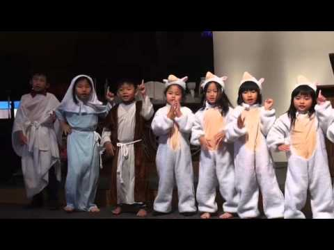 CCCGR-Sunday school Acting song